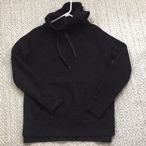 Athleta black sweatshirt size XS